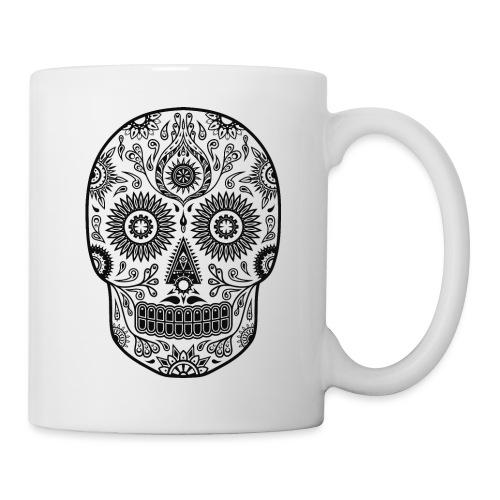 Fantasy Skull - Tasse