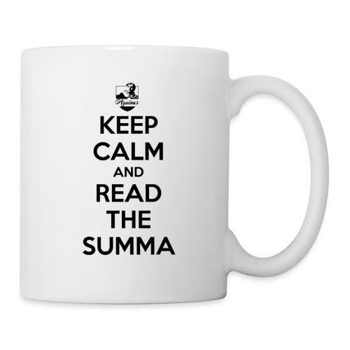 keepcalmSumma - Mug