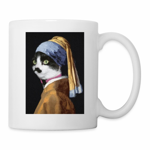 Micia Old Painting - Tazza
