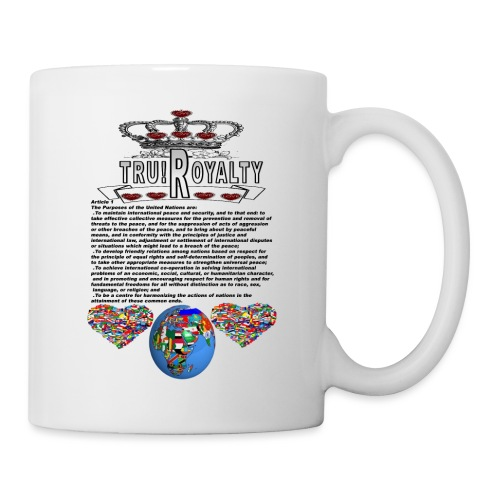 TruRoyalty UNITED NATIONS - Mug