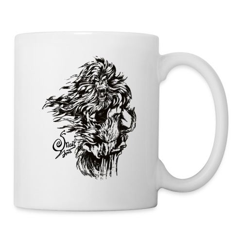 Bigfoot - Tazza