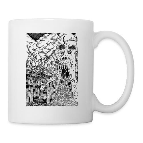 Sea Monsters T-Shirt by Backhouse - Mug