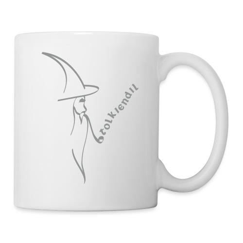 Tolkiendil & Magicien - Mug blanc