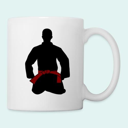 Judo Braungurt - Tasse