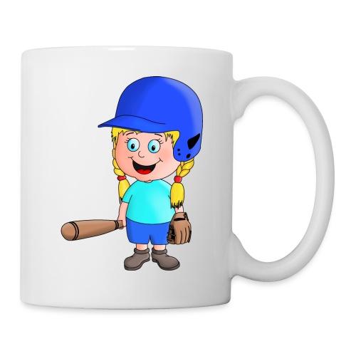 kleiner Baseball Star - Tasse