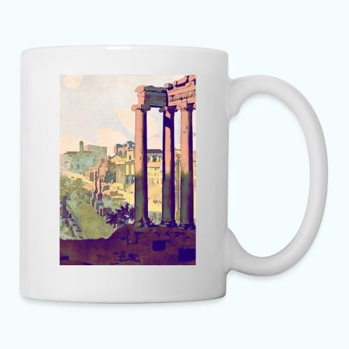 Rome Vintage Travel Poster - Mug