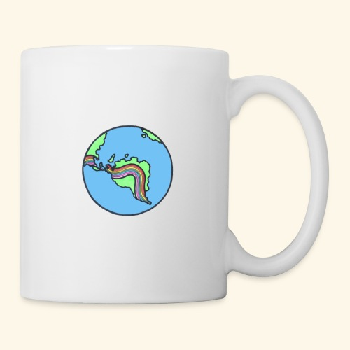 We are the world! - Mug