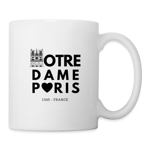 NOTRE DAME PARIS - Mug blanc