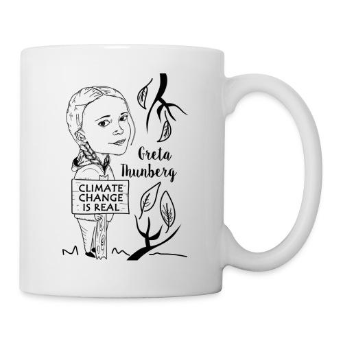 climate change is real - Mug