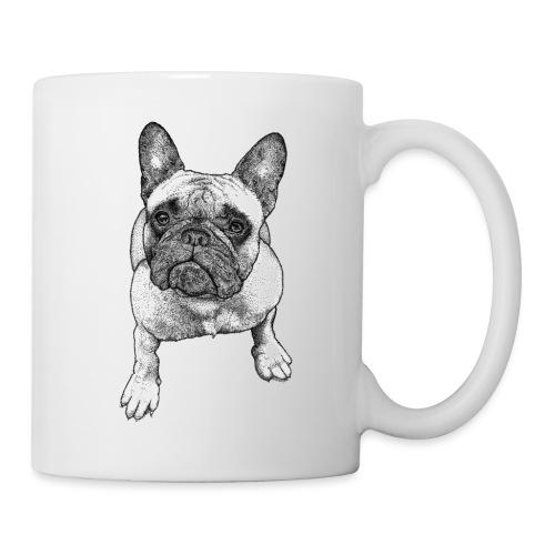 French Bulldog - Mug blanc
