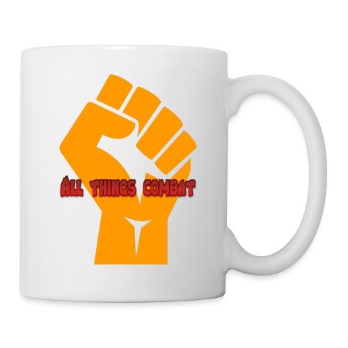All Things Combat - Mug