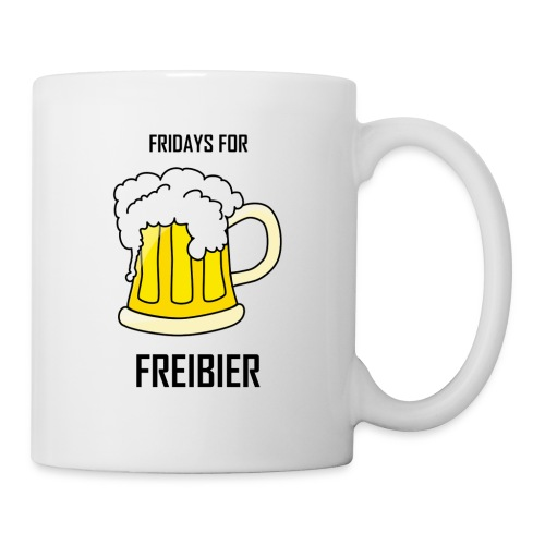 Fridays for Freibier - Tasse