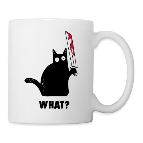 Buhurt Cat - Mug