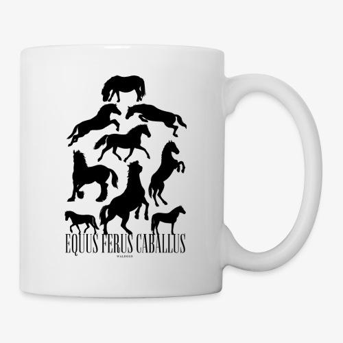 Equus Ferus Caballus Black - Muki