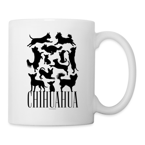 Chihuahua Black - Muki
