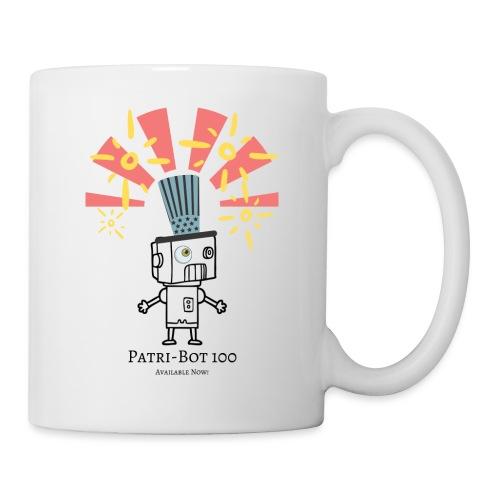 Patri-Bot 100 - Mug