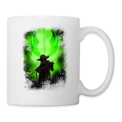 yoda - Mug blanc