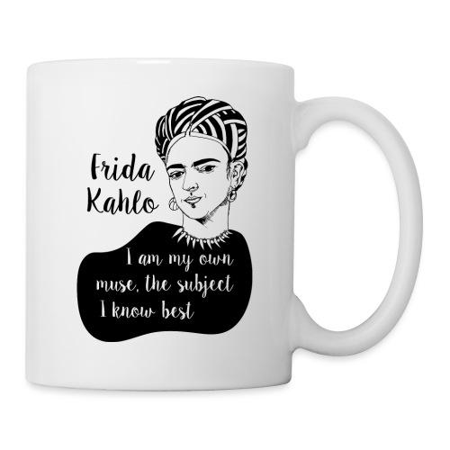 frida kahlo quote shirt - Mug