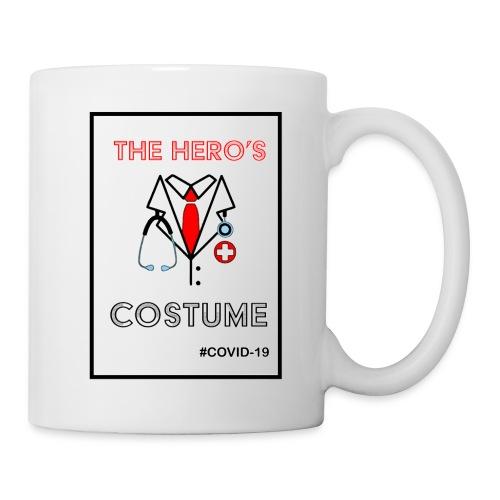 The Hero's Costume - Mug blanc
