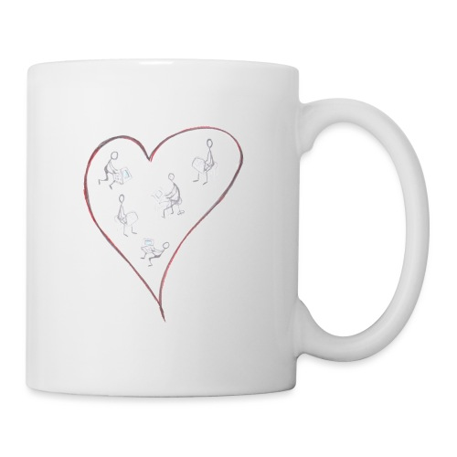 EEE2020 heart - Mug