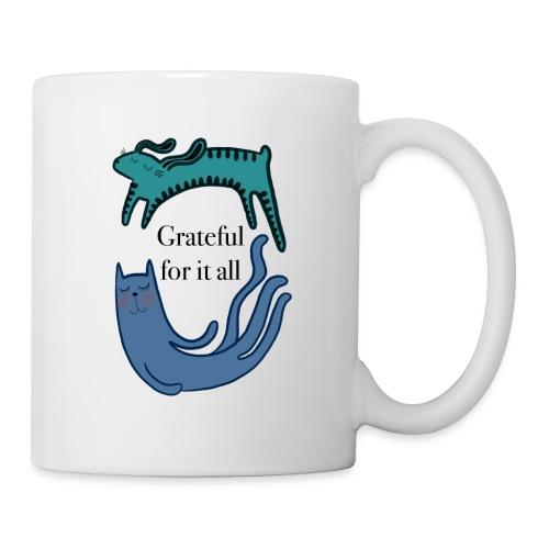 Thankful for everything - Mug
