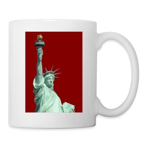 MUG STATUE OF LIBERTY - Mug blanc
