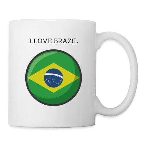Mug Brazil - Mug blanc