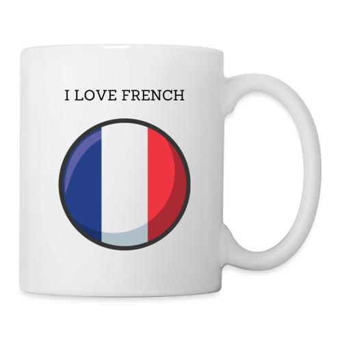 Mug French - Mug blanc