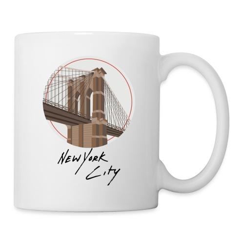 Mug Brooklyn - Mug blanc