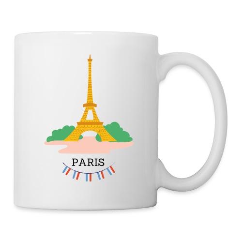 Mug Tour eiffel - Mug blanc