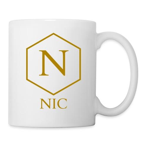 Mug Nic - Mug blanc