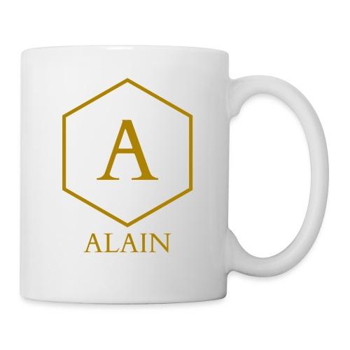 Mug Alain - Mug blanc