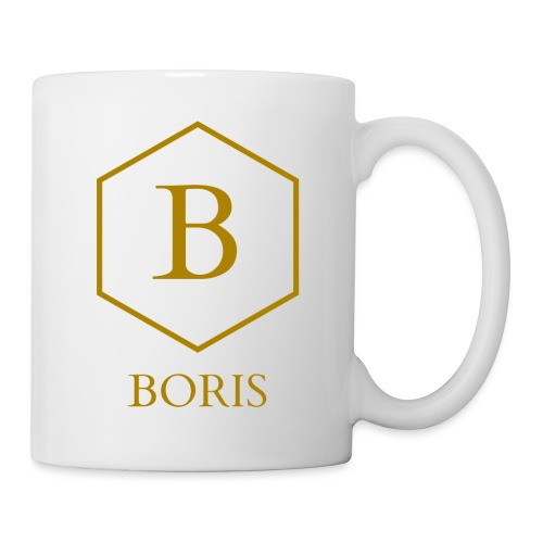Mug Boris - Mug blanc