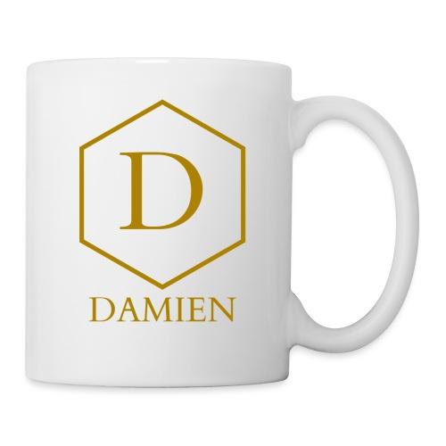 Mug Damien - Mug blanc