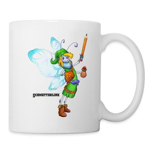 Schmetterlink - Tasse