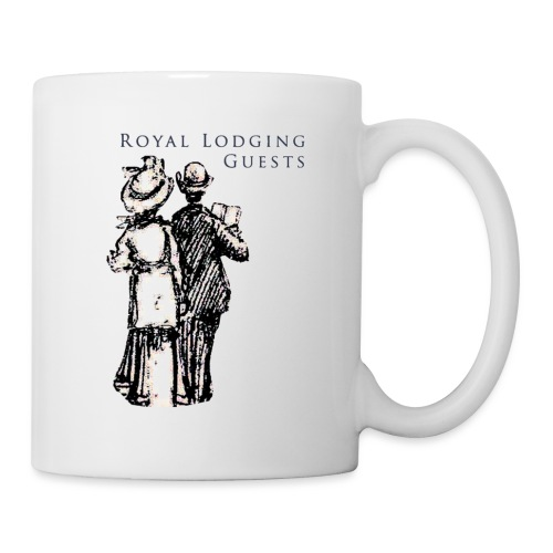 royal guest - Mug