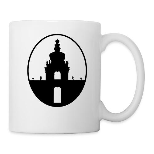 Dresdner Zwinger - Tasse
