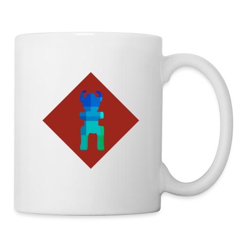 paavo_und_lauter_logo_blu - Tasse