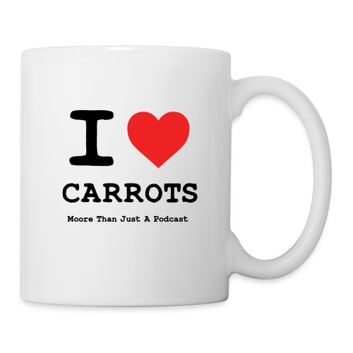 I LOVE CARROTSa png - Mug