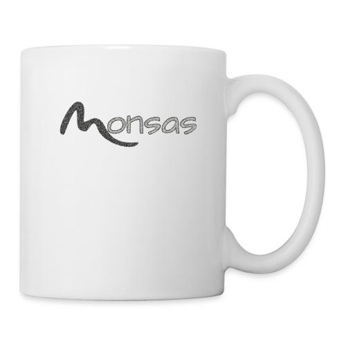 MonsasLP Fan-Shop Logo - Tasse