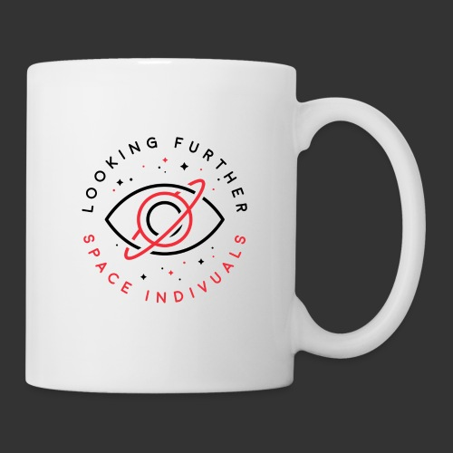 Space Individuals - Looking Further White - Mug