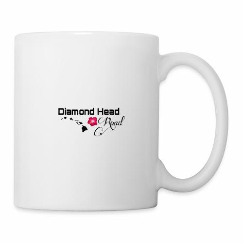 DiamondHead - Mug blanc