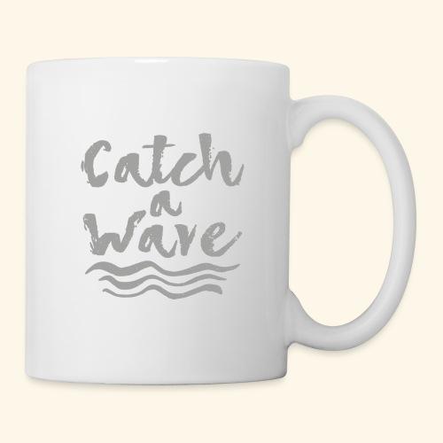 Catch A Wave - Mug blanc