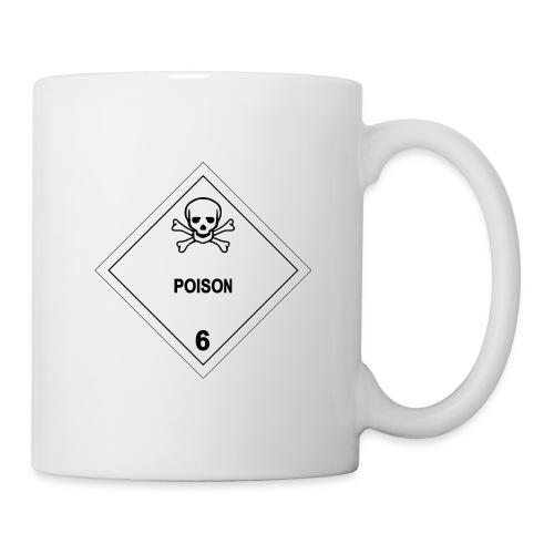 Poison Skull - Mug