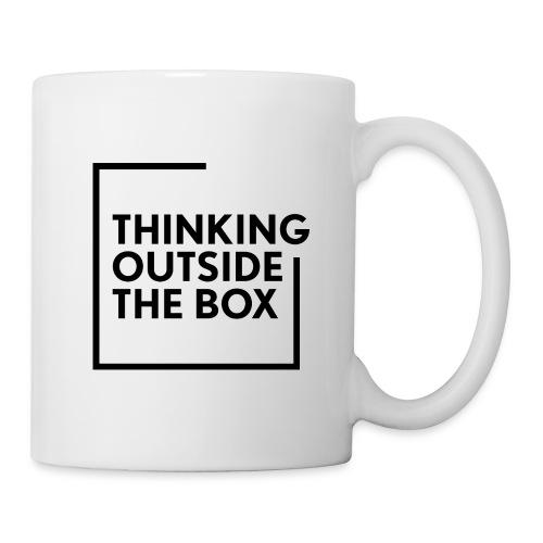 Thinking outside the box - Tasse
