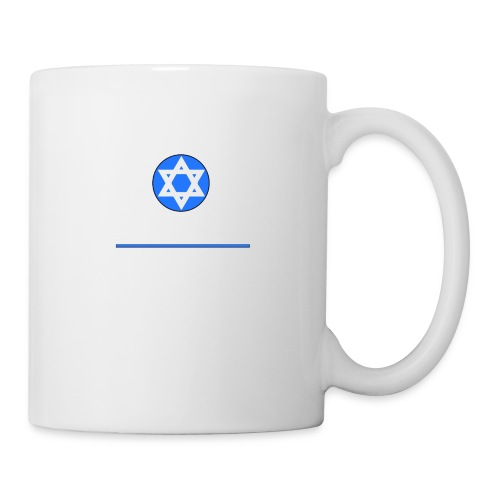 Wir sind auch Juden - Tasse
