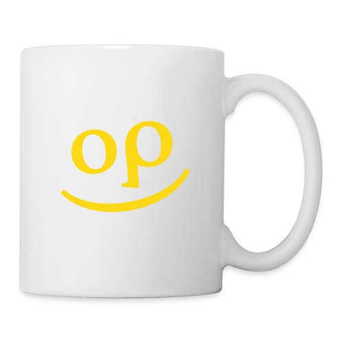 optishirtgesicht - Tasse