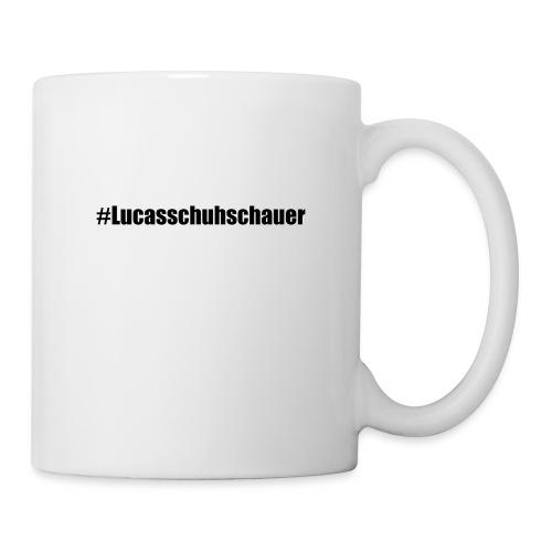 #Lucasschuhschauer - Tasse