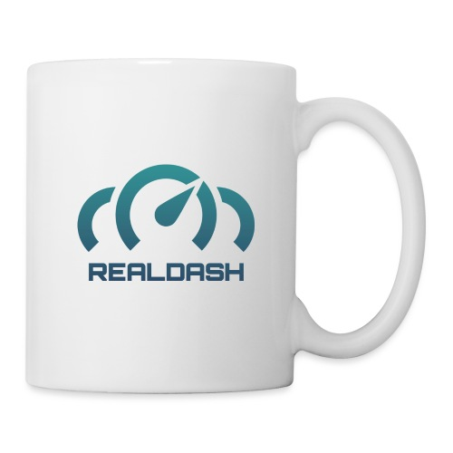 RealDash logo color - Mug