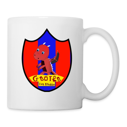 George The Dragon - Mug